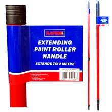 RAPIDE - EXTENDING PAINT ROLLER HANDLE 2M