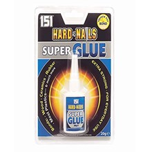 151 - HARD AS NAILS SUPER GLUE - 20G