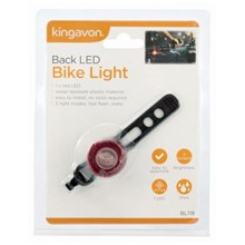 KINGAVON - BACK LED BIKE LIGHT