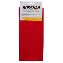 BOSSMAN - MICROFIBRE CAR CLOTH