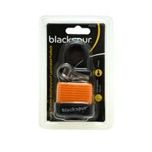 BLACKSPUR-WEATHERPROOF  LONG SHACKLE PADLOCK 40MM