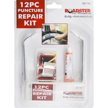 ROADSTER - 12PC PUNCTURE REPAIR KIT