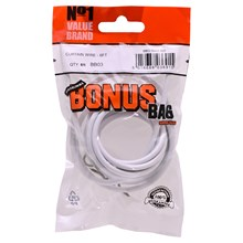 VALUE BRAND - CURTAIN WIRE 6FT