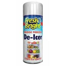 FRESH & BRIGHT - FRIDGE & FREEZER DE-ICER