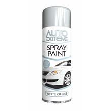 AUTO EXTREME - WHITE GLOSS PAINT - 250ML