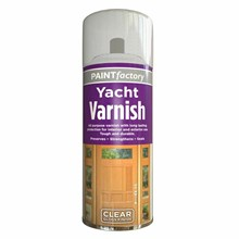 PAINT FACTORY - YACHT VARNISH SPRAY - 250ML