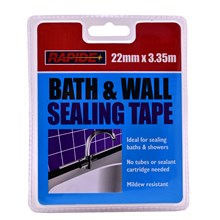 RAPIDE - BATH AND WALL SEALING TAPE