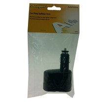 CAR POWER PLUG SPLITTER 10 A