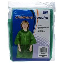 CHILDRENS PONCHO SWL