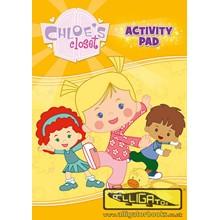 CHLOES CLOSET ACTIVITY PAD