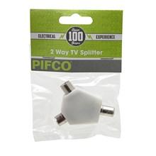 2 WAY TV SPLITTER