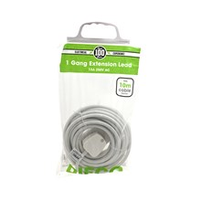 1 GANG 10M EXTENSION LEAD