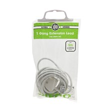 1 GANG 5M EXTENSION LEAD