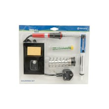 SOLDERING SET MERCURY
