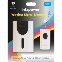 INFAPOWER WIRELESS DIGITAL DOOR BELL