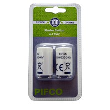 PIFCO STARTER SWITCH 4-125W