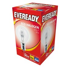 EVEREADY - ECO HALOGEN - GOLF B15 - 40W