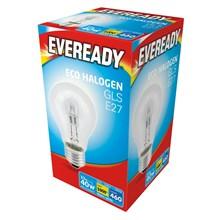 EVEREADY - ECO HALOGEN - GLS E27 - 40W