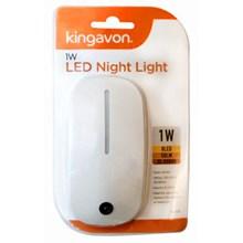 KINGAVON 1W LED NIGHT LIGHT