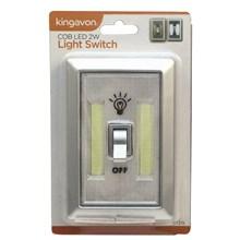KINGAVON COB LED 2W LIGHT SWITCH
