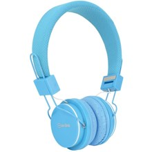 AV:LINK KIDS HEADPHONES - BLUE