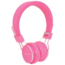 AV:LINK KIDS HEADPHONES - PINK