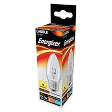 EVEREADY ECO HALOGEN CANDLE E27 48/60W