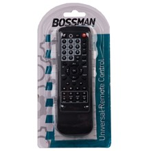 BOSSMAN - UNIVERSAL REMOTE CONTROL