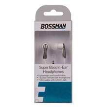 BOSSMAN - SUPER BASS IN-EAR HEADPHONES