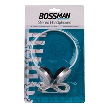 BOSSMAN - STEREO HEADPHONES