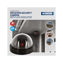 STATUS - IMITATION SECURITY CAMERA