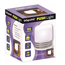 INFAPOWER - LED PUSH LIGHT