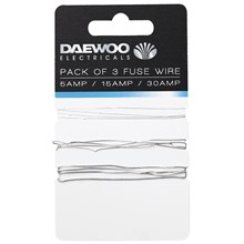 DAEWOO/ PIFCO - MULTI AMP FUSE WIRES