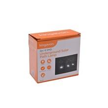 KINGAVON - UNDERGROUND SOLAR PATH LAMP - 2PC
