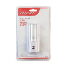 KINGAVON - LED NIGHT LIGHT AUTOMATIC