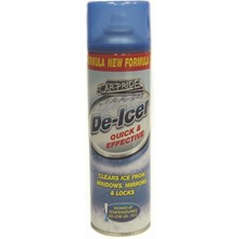CAR-PRIDE DE-ICER 400ML CAN