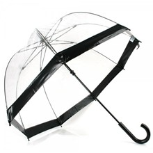 DOME UMBRELLA TRANSPARENT