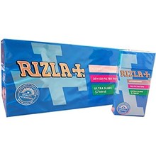 RIZLA ULTRA SLIM FILTER TIPS - 20 PACK
