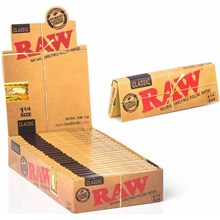 RAW 1-1/4 CLASSIC PAPERS - 24 PACK