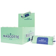 MASCOTTE - SLIM HAND ROLLING MACHINE - 10 PACK