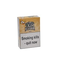 DOUBLE PLATINUM 2X IVORY BLUNT WRAPS - 25 PACK