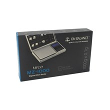 MYCO - SCALES 1000G X 0.1G - MZ-1000