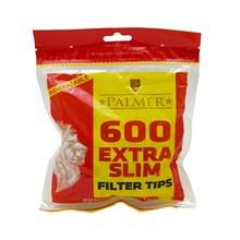 PALMER EXTRA SLIM FILTERS - 600 TIP PACK