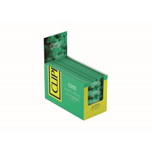 CLIPPER GREEN PAPERS CUT CORNERS - 100 PACK