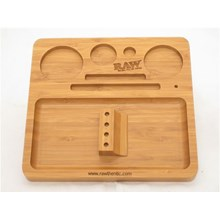 RAW LARGE BAMBOO ROLLING TRAY