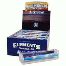 ELEMENTS CONE ROLLERS KING SIZE - 12 PACK