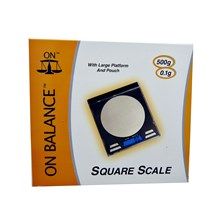 ON BALANCE SQUARE SCALE 500G