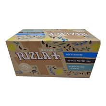 RIZLA NATURA ULTRA SLIM FILTER TIPS (20)