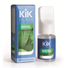 KIK E-LIQUID 11MG MENTHOL 10ML