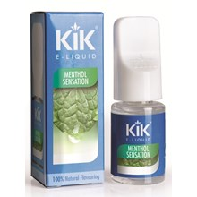 KIK E-LIQUID 11MG MENTHOL SENSATION 10ML